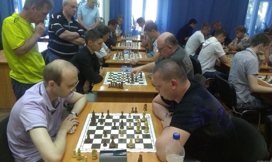 Криворожские шахматисты уступили первенство по шахматам команде Днепропетровска (фото) - фото 5