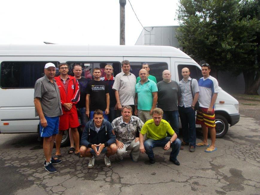 Криворожские шахматисты уступили первенство по шахматам команде Днепропетровска (фото) - фото 6