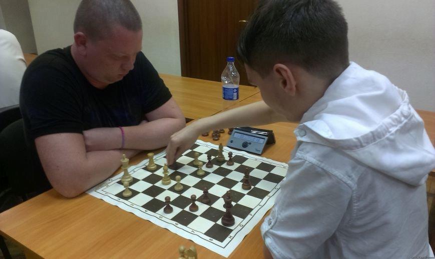 Криворожские шахматисты уступили первенство по шахматам команде Днепропетровска (фото) - фото 3