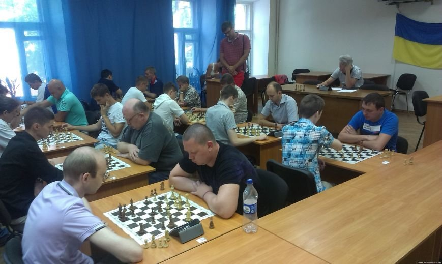 Криворожские шахматисты уступили первенство по шахматам команде Днепропетровска (фото) - фото 4