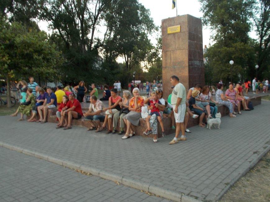 В Бердянске прошел концерт в рамках проекта «ВХІДнаСХІД» (фото) - фото 4