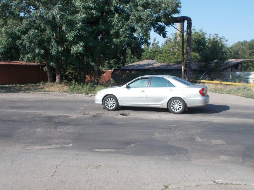 Открытые люки на дорогах в Бердянске! (фото) - фото 3