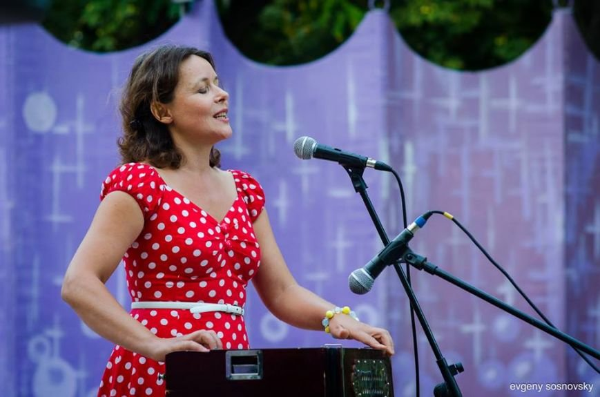 На мариупольской сцене выступила «украинская Бьорк» (ФОТО), фото-2