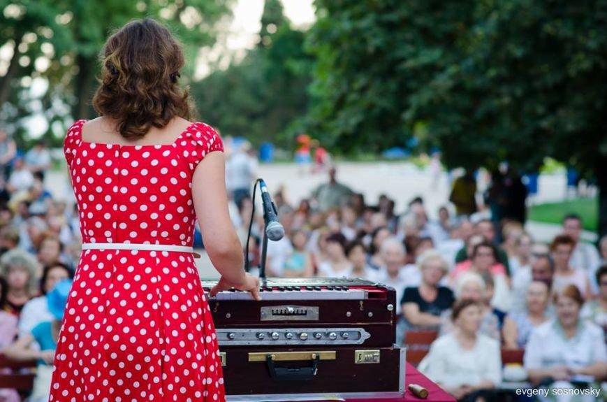 На мариупольской сцене выступила «украинская Бьорк» (ФОТО), фото-5