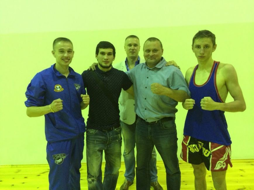 Полевчанин победил на турнире муай-тай (фото) - фото 1