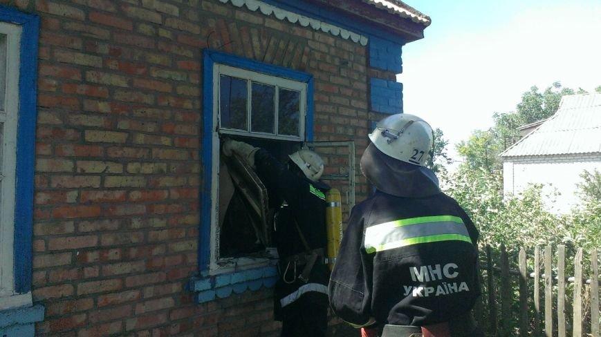 Новгородка: під час пожежі у житловому будинку загинула пенсіонерка (фото) - фото 1