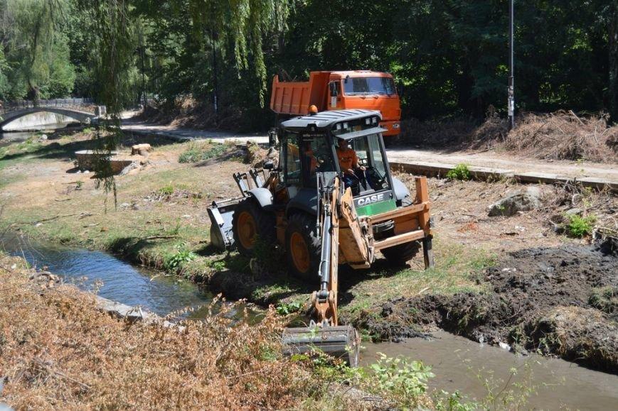 Бахарев: Спиленные на набережной Салгира деревья представляли угрозу для безопасности симферопольцев (ФОТО) (фото) - фото 4