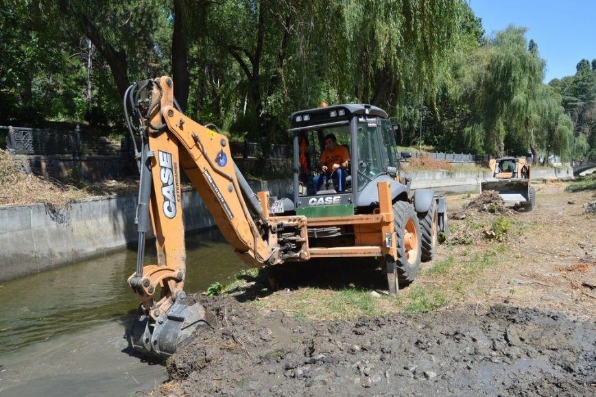 Бахарев: Спиленные на набережной Салгира деревья представляли угрозу для безопасности симферопольцев (ФОТО) (фото) - фото 3
