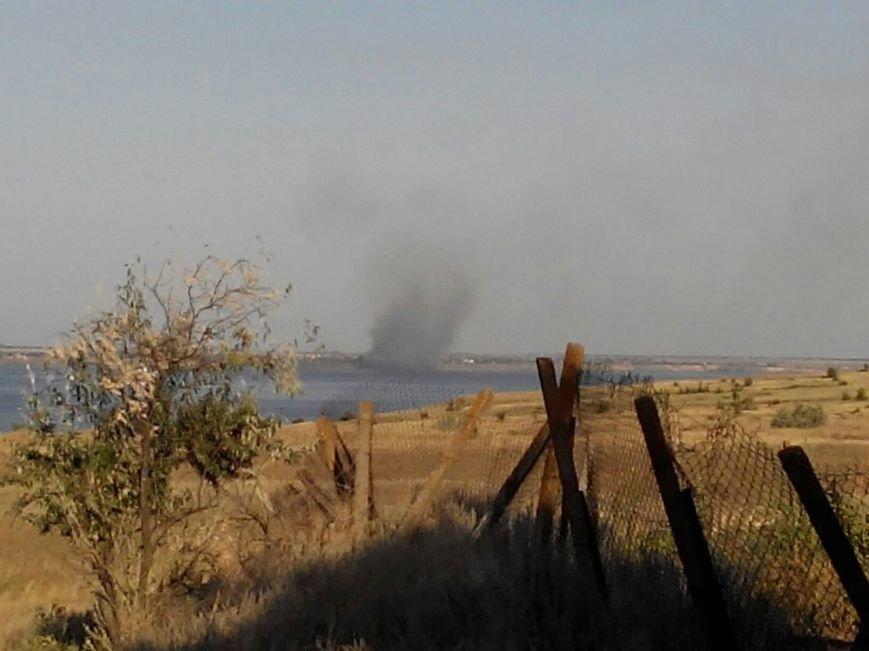 Спасатели «атаковали» пожар под Николаевом (ФОТО) (фото) - фото 1