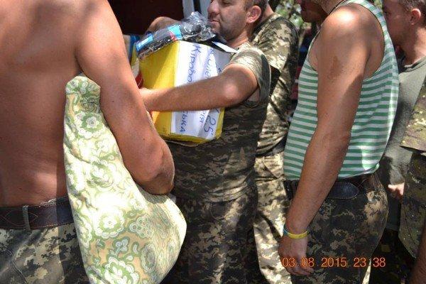 Фотозвіт доправки допомоги олександрійськими волонтерами, фото-4