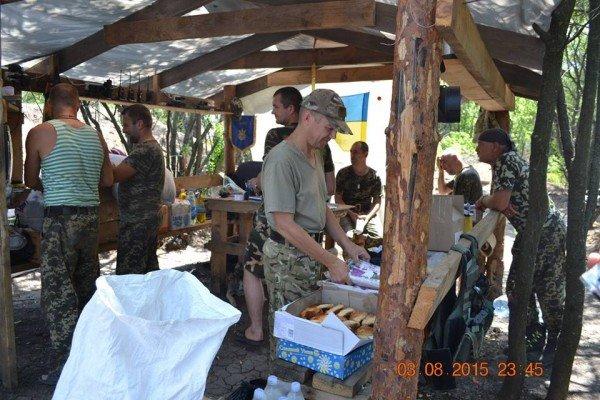 Фотозвіт доправки допомоги олександрійськими волонтерами, фото-12