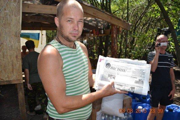 Фотозвіт доправки допомоги олександрійськими волонтерами, фото-3
