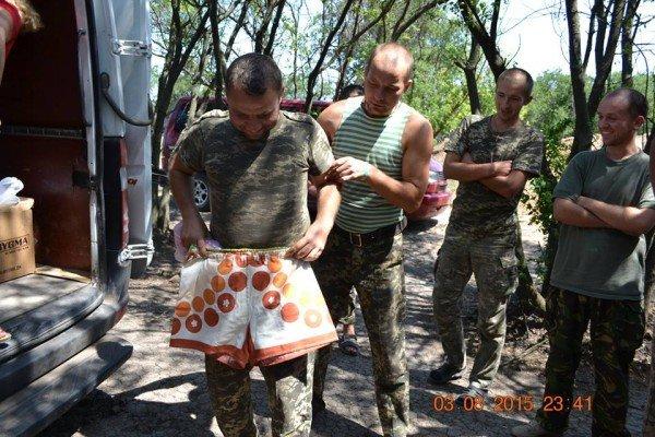 Фотозвіт доправки допомоги олександрійськими волонтерами, фото-8