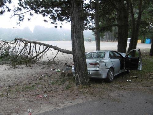 Разыскиваемый водитель «Альфа Ромео» покатал друзей на капоте: один погиб, второй тяжело ранен (фото) - фото 3