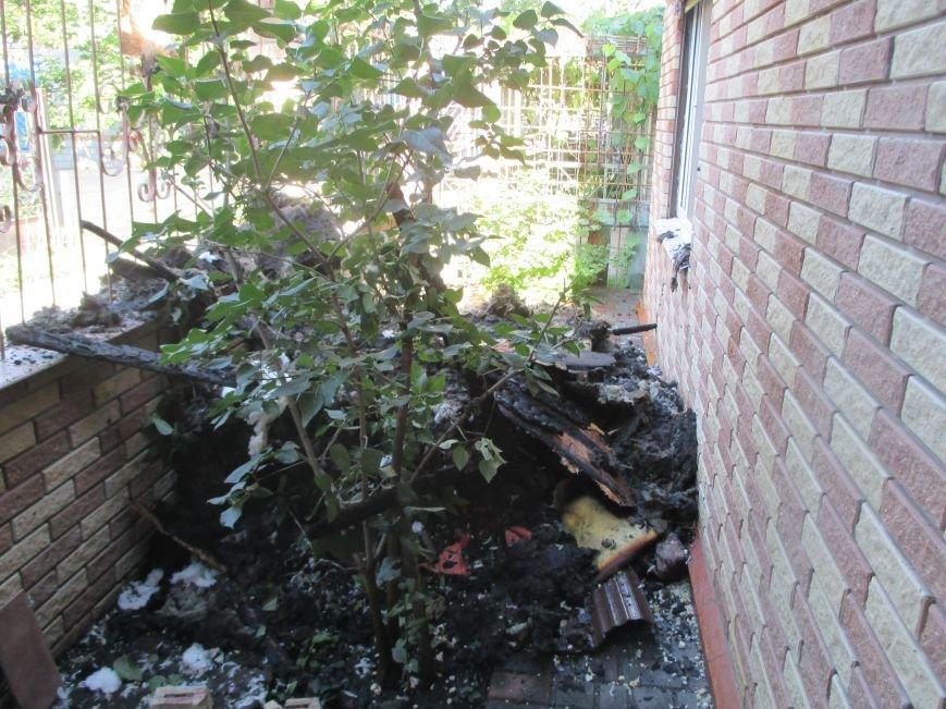 В Кривушах Кременчугского района горел дачный дом (ФОТО), фото-4