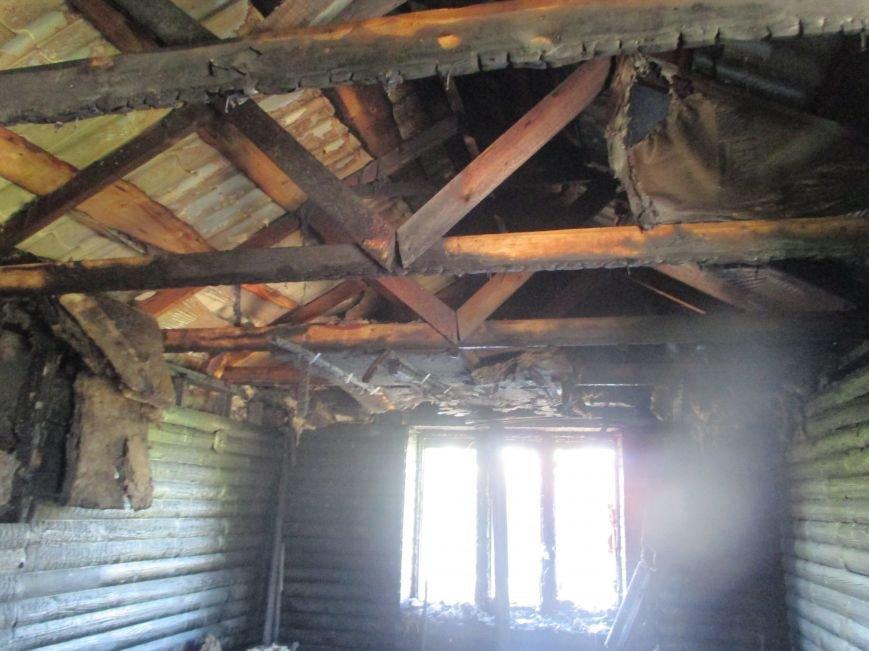 В Кривушах Кременчугского района горел дачный дом (ФОТО), фото-2