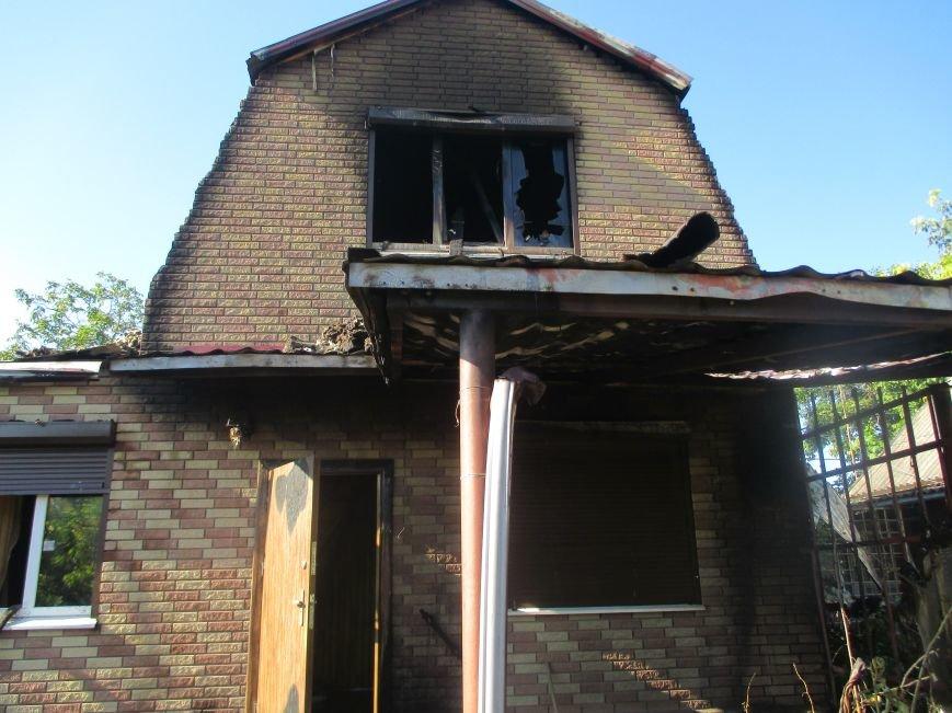 В Кривушах Кременчугского района горел дачный дом (ФОТО), фото-3