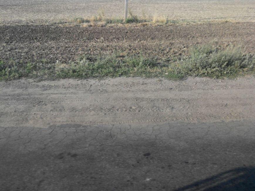 Николаевская «Ольвия»: дорога на «заповедные земли» превратилась в испытание (фото) - фото 3