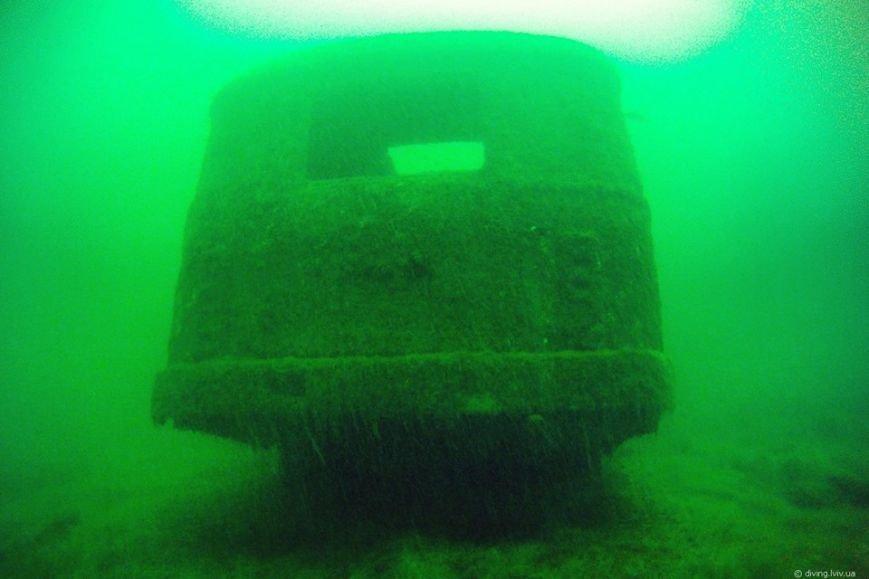 На дні озера Задорожнє дайвери знайшли транспорт часів Другої світової війни (ФОТО) (фото) - фото 3