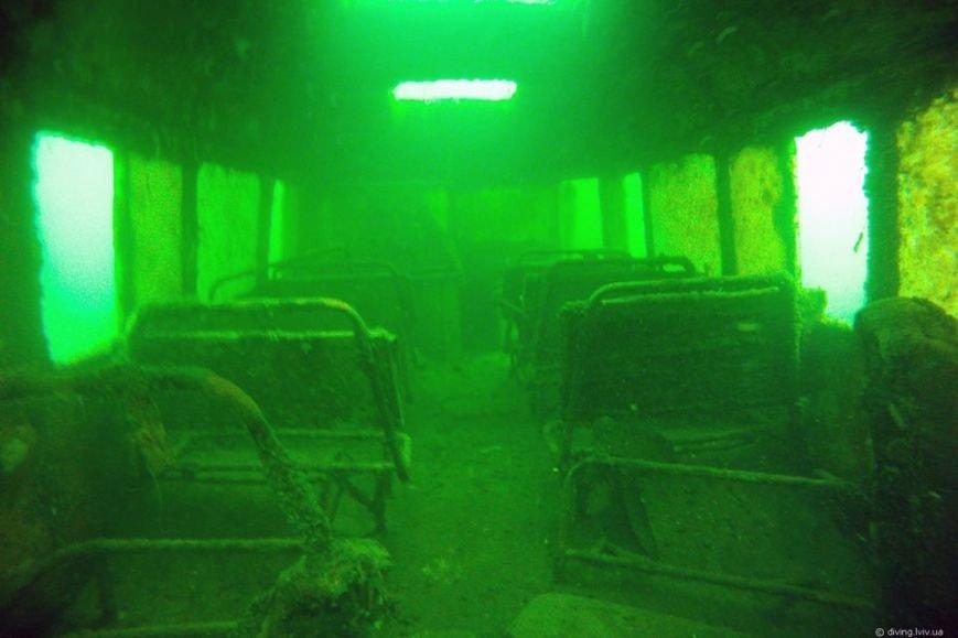 На дні озера Задорожнє дайвери знайшли транспорт часів Другої світової війни (ФОТО) (фото) - фото 4