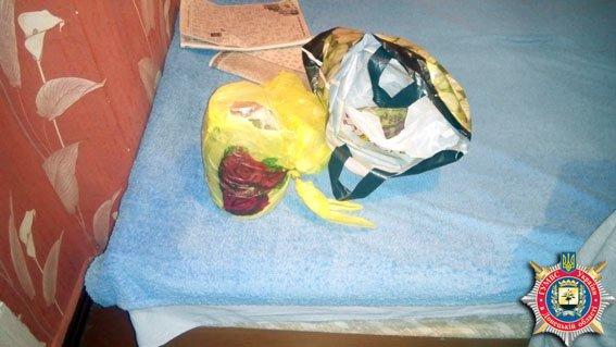 В Краматорске пенсионерка хранила «травку» в трехлитровом бутыле (фото) - фото 1