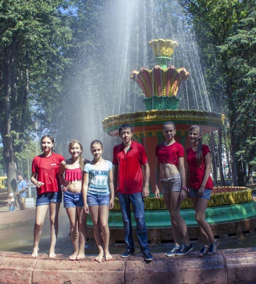 «Водная битва 2015» прошла в Пскове (фото) - фото 1