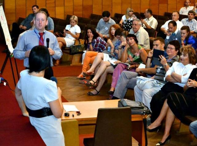У Рівному консультант Bosch вчитиме бізнесу (фото) - фото 1