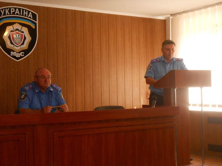 Милиция Днепродзержинска рассказала о задержании активиста-участника АТО (фото) - фото 1