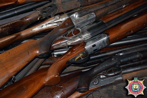 В Мариуполе из изъятого у населения оружия получили 800 килограммов металла (ФОТО) (фото) - фото 2