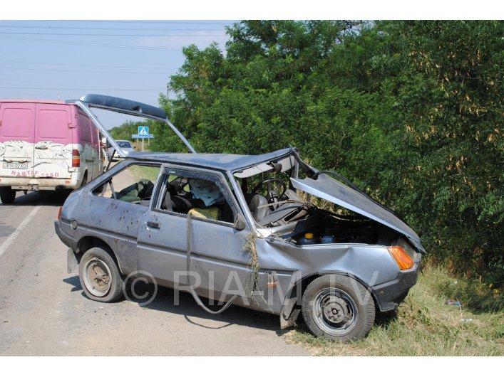 В ДТП в Мелитополе пострадало 7 человек, в том числе грудной ребенок (ФОТО, ВИДЕО) (фото) - фото 2