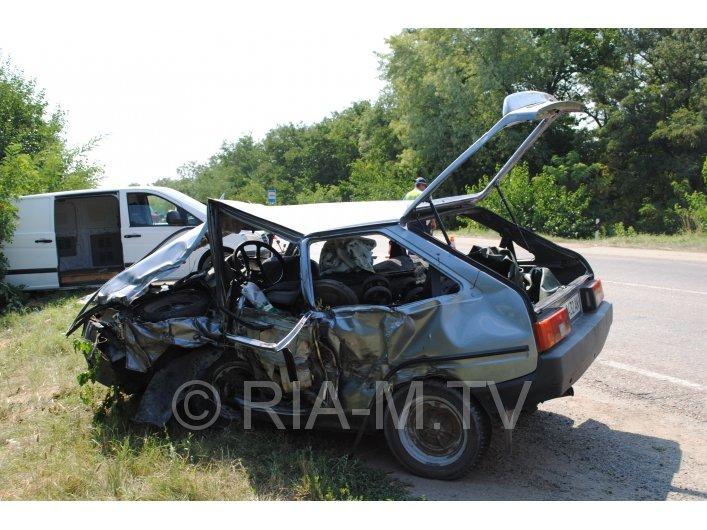 В ДТП в Мелитополе пострадало 7 человек, в том числе грудной ребенок (ФОТО, ВИДЕО) (фото) - фото 4