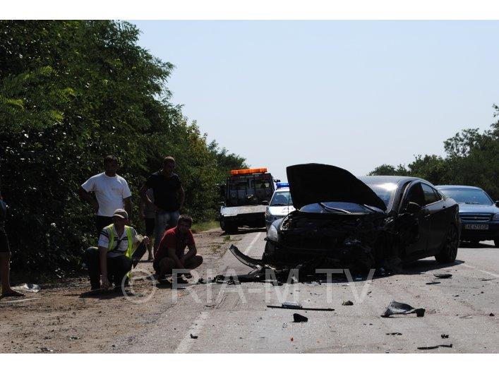 В ДТП в Мелитополе пострадало 7 человек, в том числе грудной ребенок (ФОТО, ВИДЕО) (фото) - фото 3