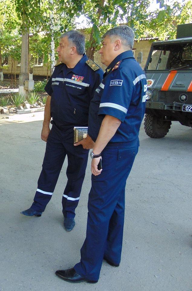 Мариупольским спасателям пообещали новые пожарные части и финансирование из местного бюджета, фото-3