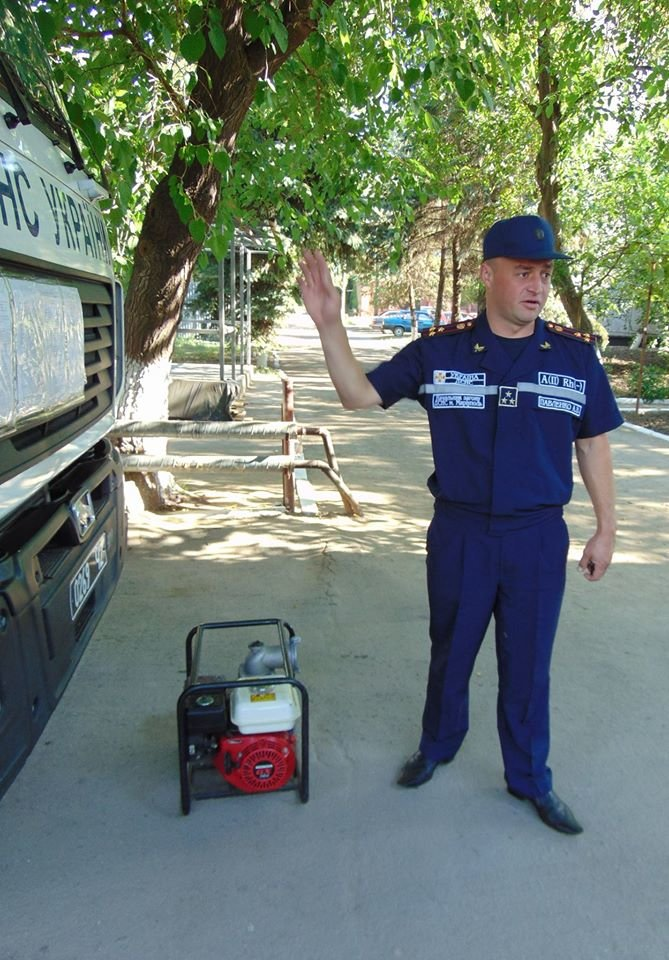 Мариупольским спасателям пообещали новые пожарные части и финансирование из местного бюджета, фото-1