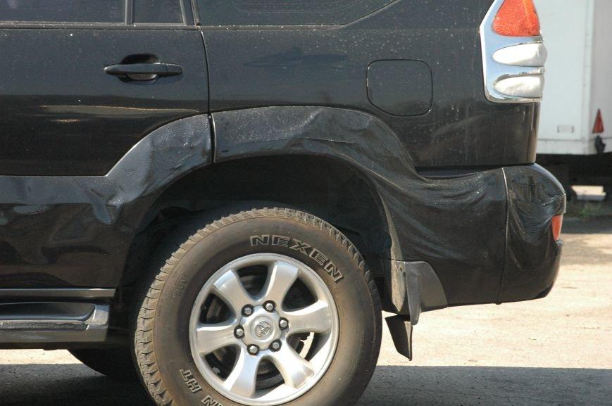 Масштабный пожар на запорожской автостоянке: пострадали 6 автомобилей (ФОТО), фото-6