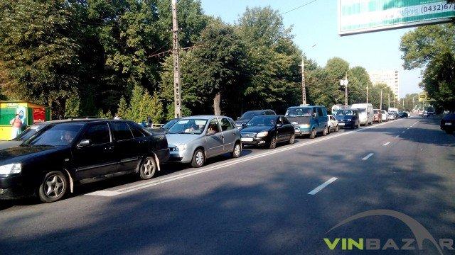 На Хмельницькому шосе ДТП, зіштовхнулися дві маршрутки (Фото+Відео), фото-3