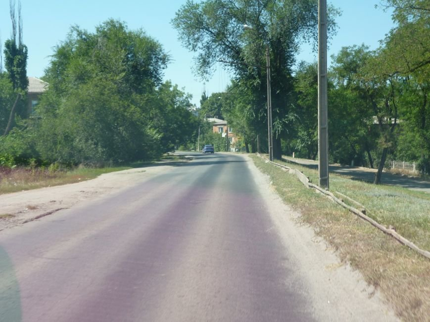 На КРЭСовской дамбе будет прорабатываться дорога по всей ширене. Движение переводится на другие улицы (ФОТО) (фото) - фото 4