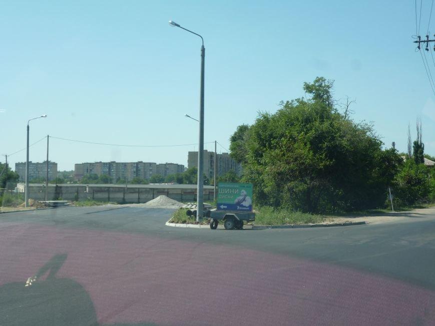 На КРЭСовской дамбе будет прорабатываться дорога по всей ширене. Движение переводится на другие улицы (ФОТО) (фото) - фото 2