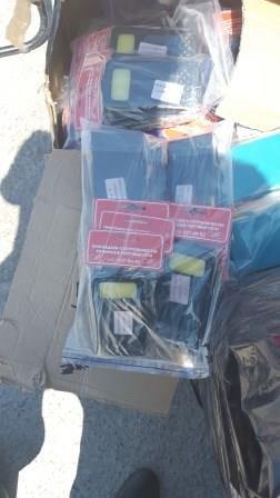 На крымской границе задержана контрабанда на 2 млн. рублей (ФОТО) (фото) - фото 3
