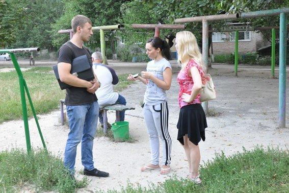 У Полтаві шукають невідомого «снайпера». Фото (фото) - фото 1