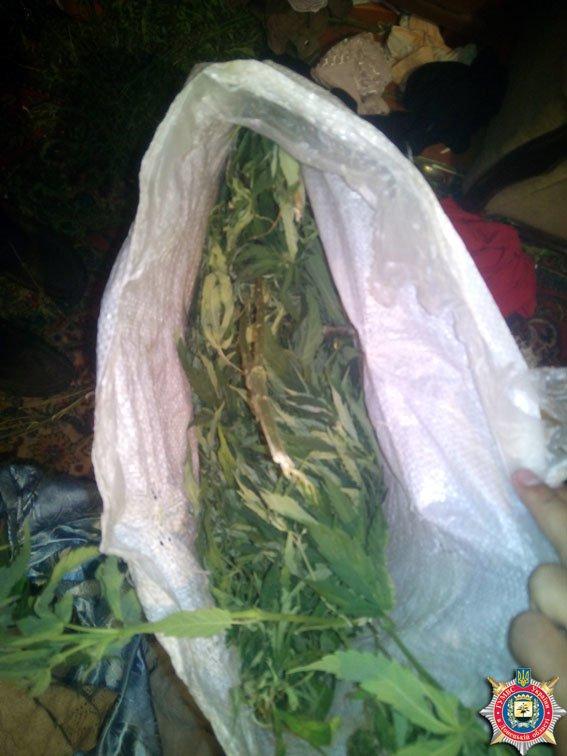Милиционеры Красноармейска задержали молодую пару за хранение наркотиков (фото) - фото 1