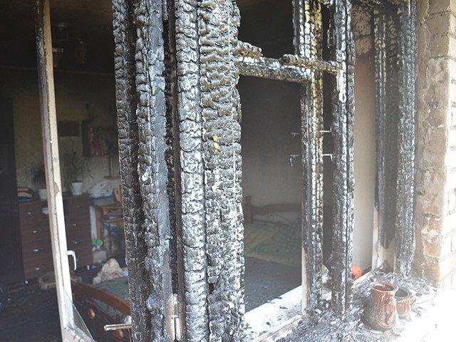 В Николаеве горела многоэтажка на Чкалова: в квартире был заперт ребенок (ФОТО), фото-5