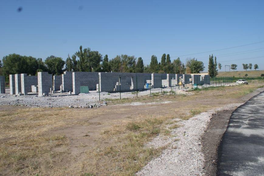 В Днепродзержинске завершается реконструкция картодрома, фото-2