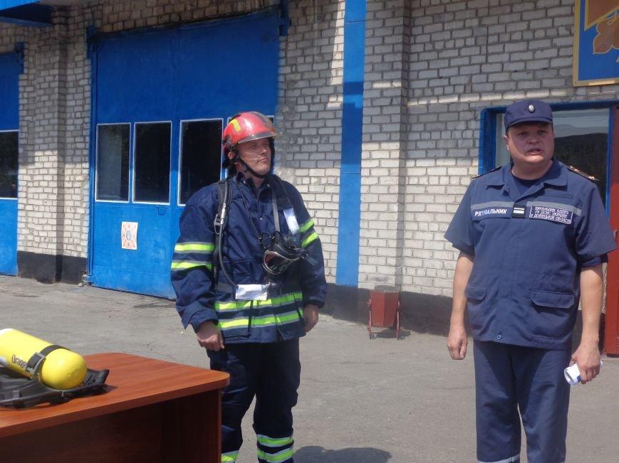 Пожарные Красноармейска и Димитрова получили новое оснащение из Германии (фото) - фото 6
