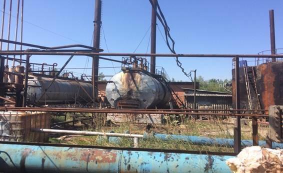 У Львівській області з нафтового родовища злочинці викачали понад 100 тонн нафти (ФОТО) (фото) - фото 1