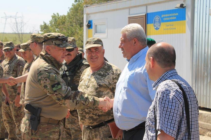 Пограничный пункт на КПП Зайцево планируют открыть 22 августа, фото-3