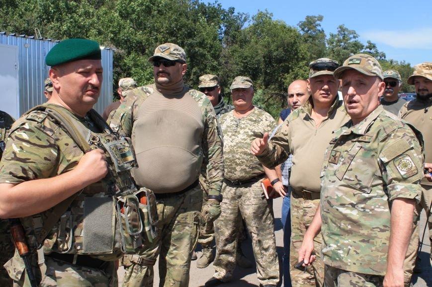 Пограничный пункт на КПП Зайцево планируют открыть 22 августа, фото-1