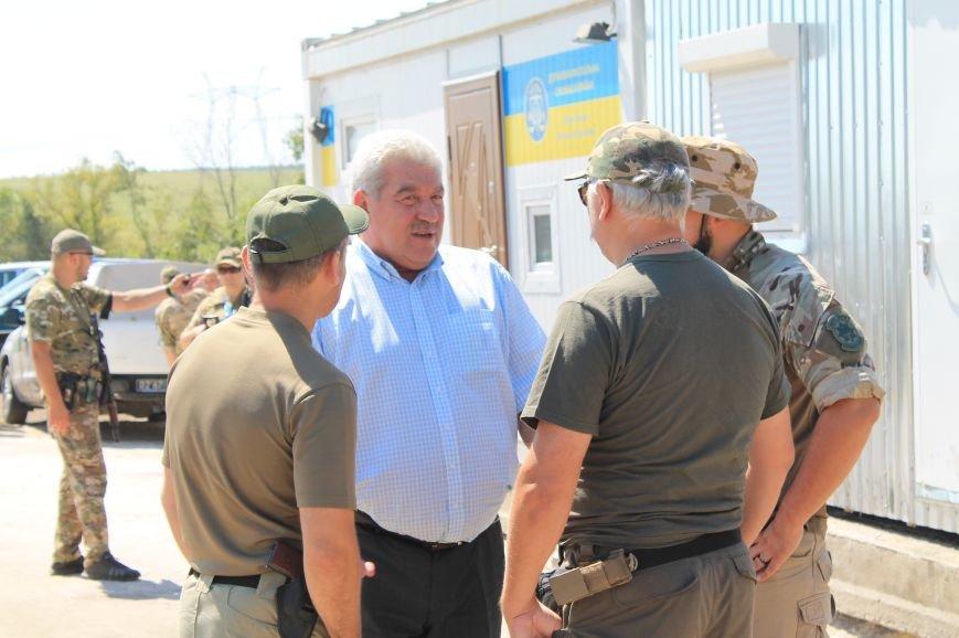 Пограничный пункт на КПП Зайцево планируют открыть 22 августа, фото-7