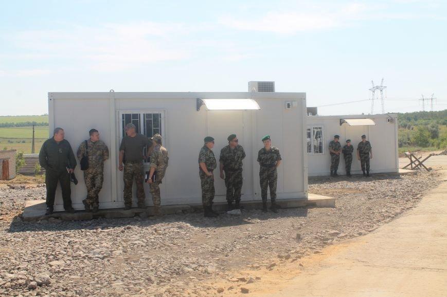 Пограничный пункт на КПП Зайцево планируют открыть 22 августа, фото-4