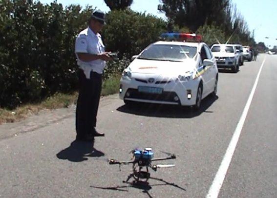 Фиксировать нарушения на дорогах Днепропетровской области будет беспилотник (фото) - фото 2